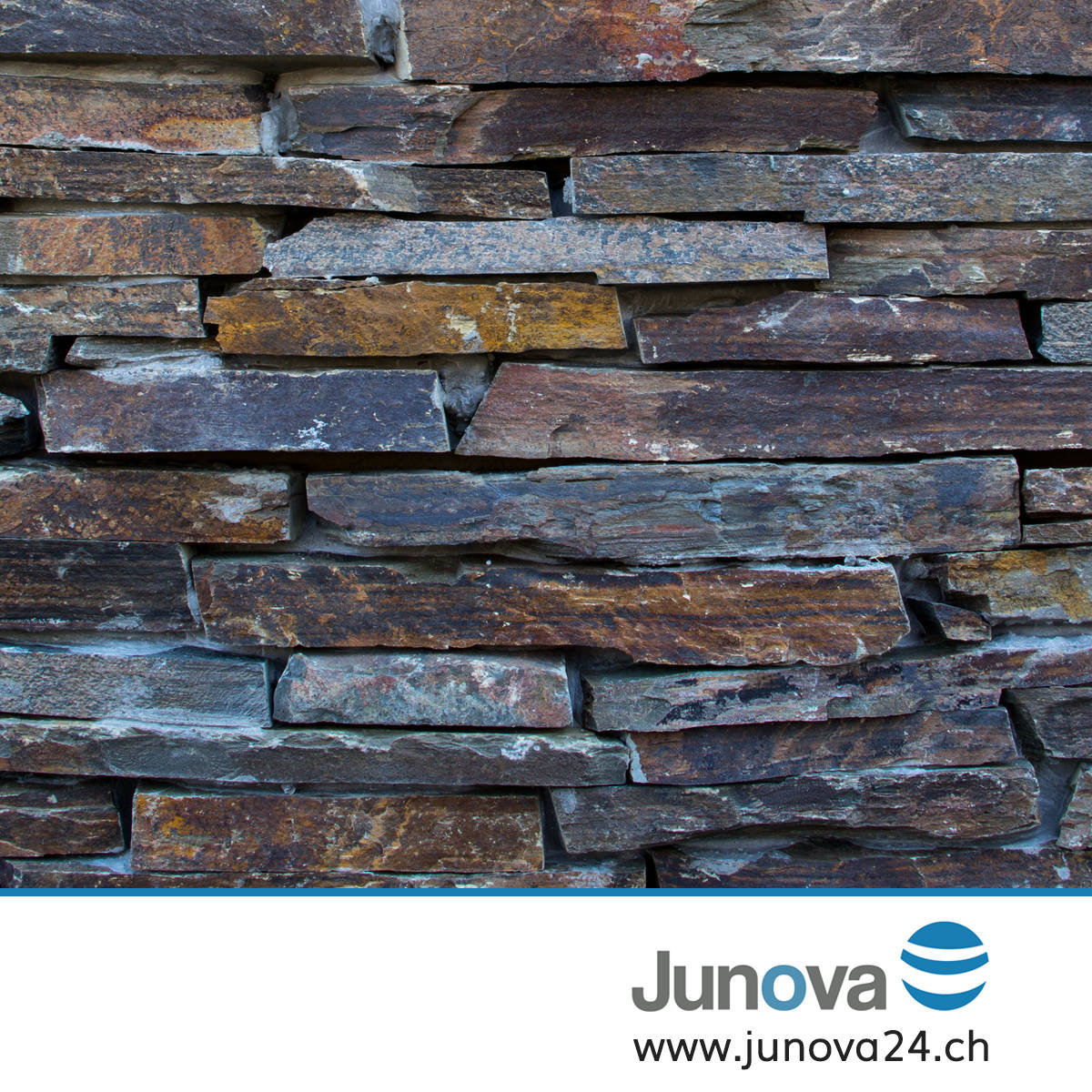 Mauerverblender Rustic Stone